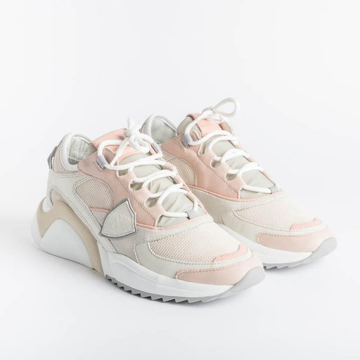PHILIPPE MODEL - EZLD WK15 - Eze - Rosa Beige Scarpe Donna Philippe Model Paris