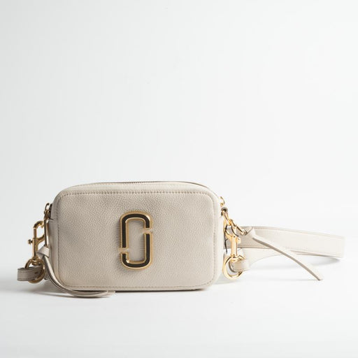 MARC JACOBS - PE 2019 - 14591 - The Softshot 21 - Cream Borse Marc Jacobs