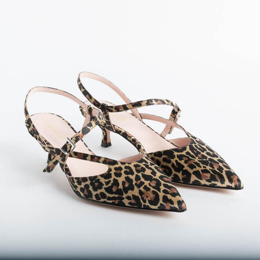 ANNA F. - Chanel 1318 - Spotted Fabric Shoes Woman Anna F.