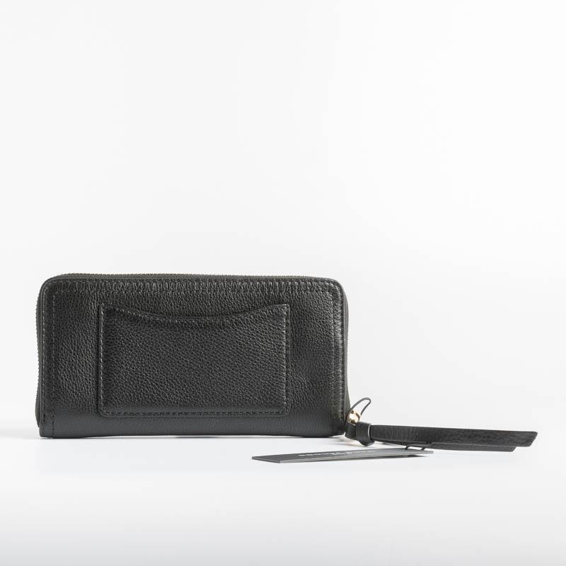 MARC JACOBS - 15119 - Wallets - Black Women's Accessories Marc Jacobs