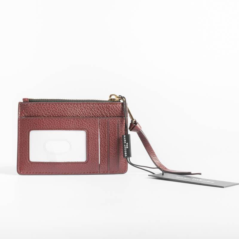 MARC JACOBS - 15123 - Wallets - Bordeaux Women's Accessories Marc Jacobs