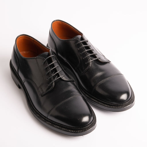 ALDEN - 2253Y - Cordovan black with tip - Call to buy Alden Men's Shoes