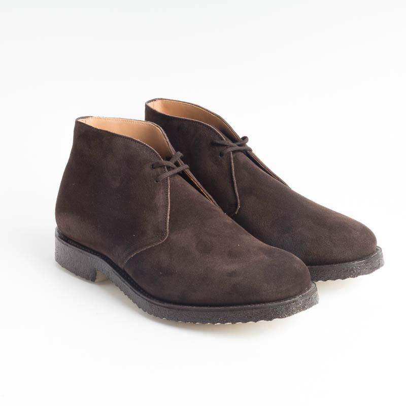 CHURCH'S - Ryder 81 - Castoro - Brown Scarpe Uomo Church's