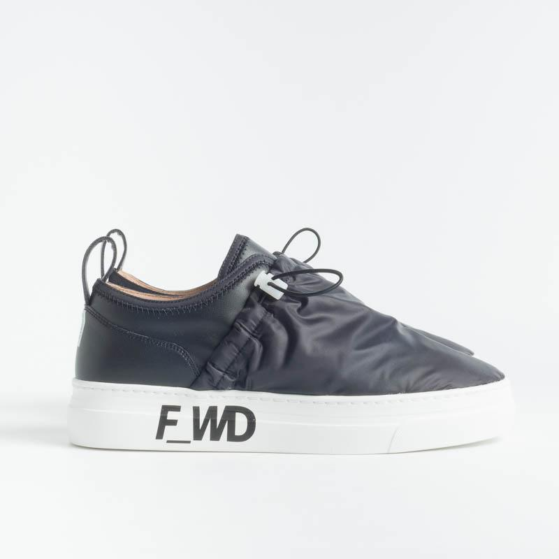 F_WD - Slip-on - 33051B - Black Scarpe Donna Cappelletto Shop