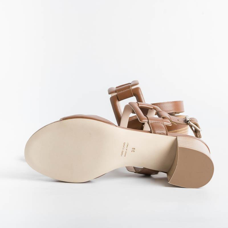 ANNA F. - Sandal 3309 - Leather Women's Shoes Anna F.