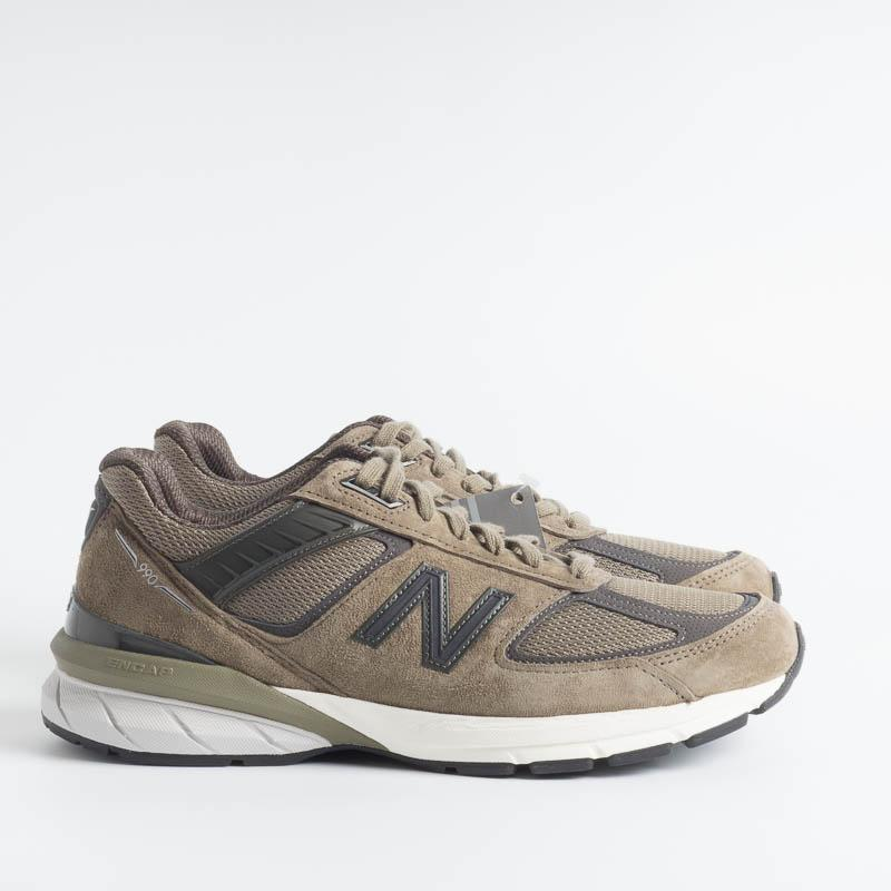 NEW BALANCE - Sneakers 990AE5 - Green Men's Shoes NEW BALANCE - Men's Collection