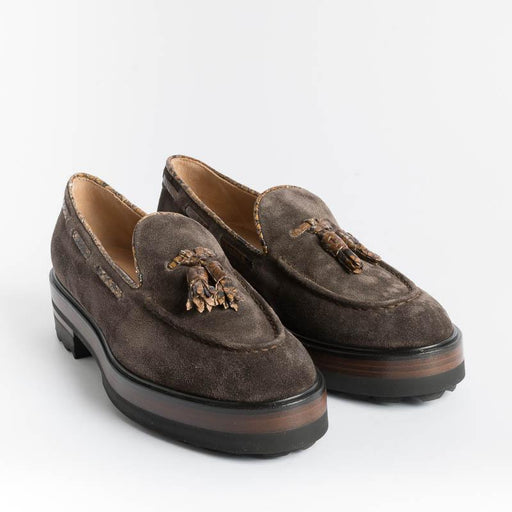 FRATELLI ROSSETTI - Moccasin 65791 - Brown Women's Shoes Fratelli Rossetti - Women's Collection