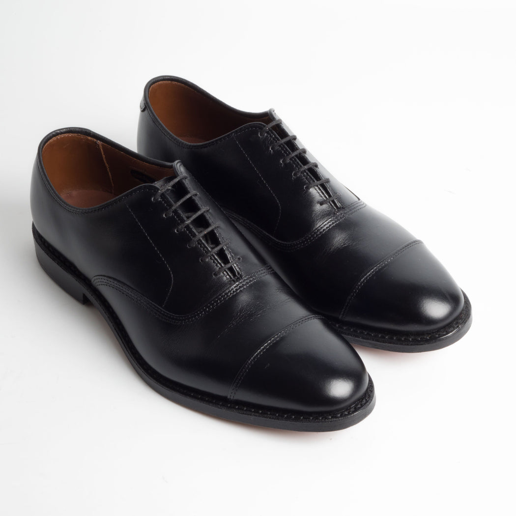 ALLEN EDMONDS - Park Avenue 5615 S - Black Men's Shoes Allen Edmonds