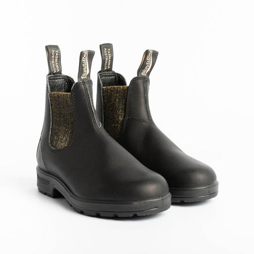 BLUNDSTONE - 2031 - BLACK GOLD GLITTER Blundstone Blundstone collection