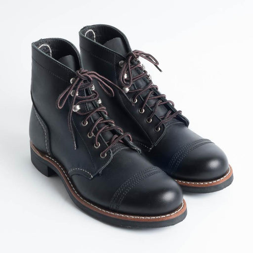 RED WING - 3366 Iron Ranger Black Boundary Scarpe Donna Red Wing Shoes