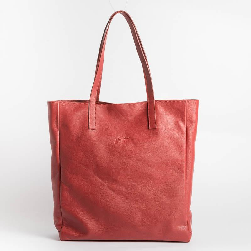 SACHET - Shopping Tote - 111 - Various Colors Bags RED SACHET
