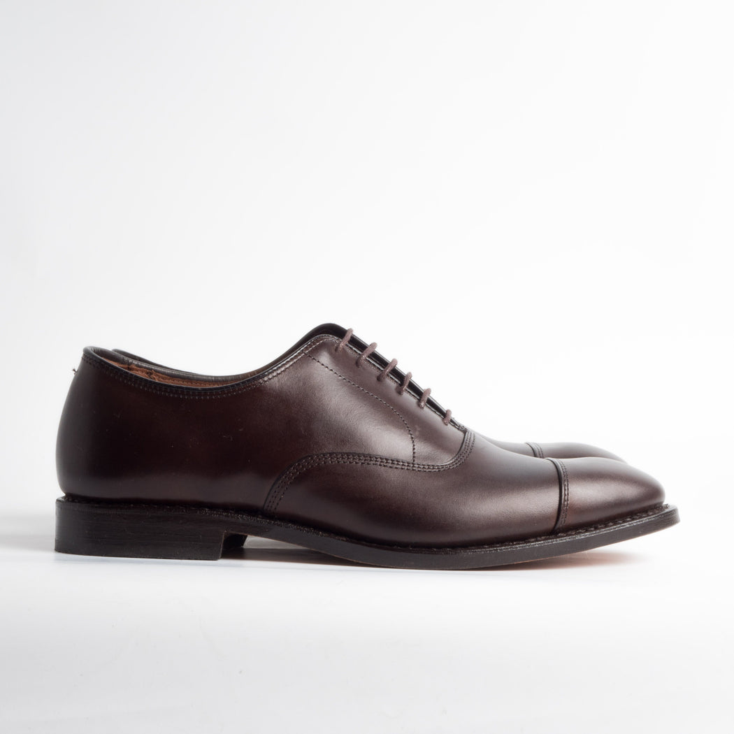 ALLEN EDMONDS - Park Avenue 5845 - Brown Men's Shoes Allen Edmonds