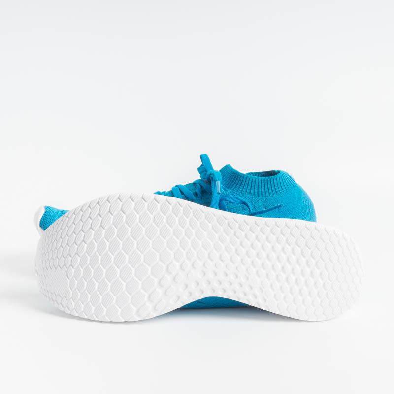 NEW BALANCE - Sneakers MZANSDO - Light Blue Shoes for Men NEW BALANCE - Men's Collection