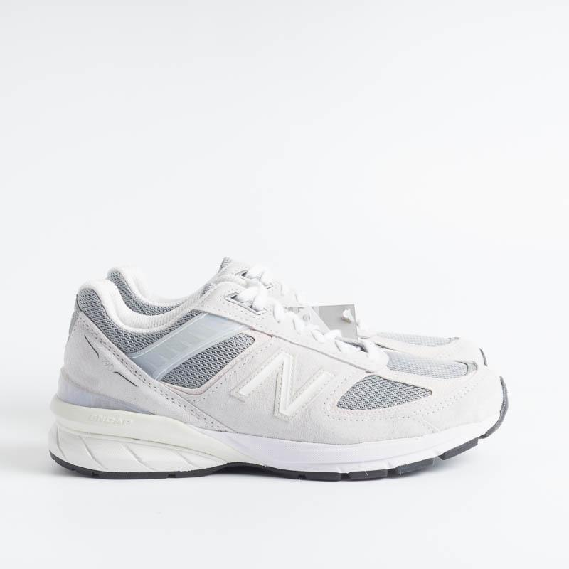 NEW BALANCE - Sneakers 990 NA5 - White Gray Women's Shoes NEW BALANCE - Women's Collection