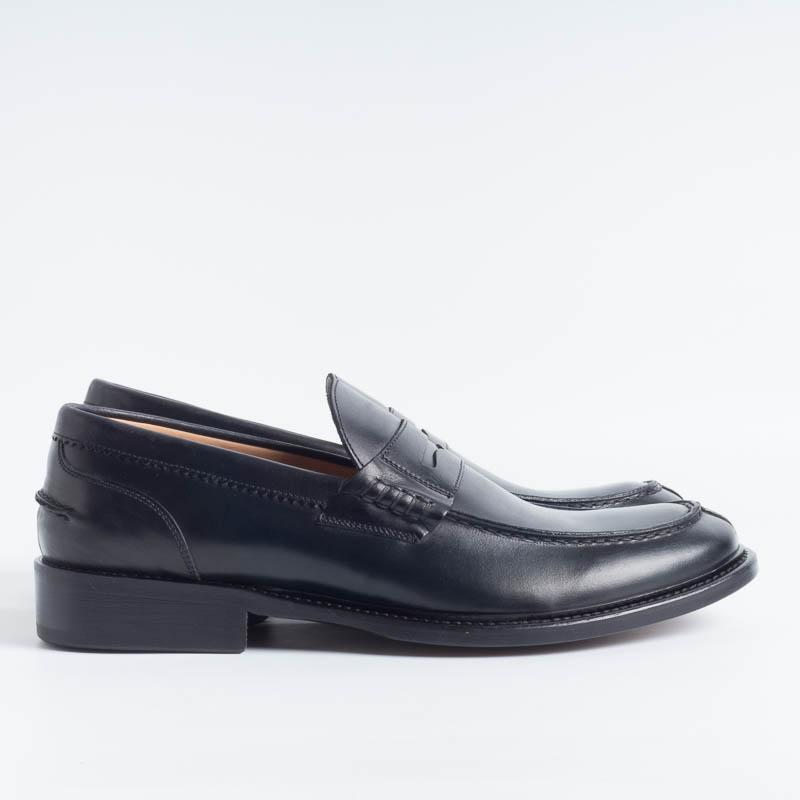 SEBOY'S - 2654 - Nevada Black Shoes Man SEBOY'S
