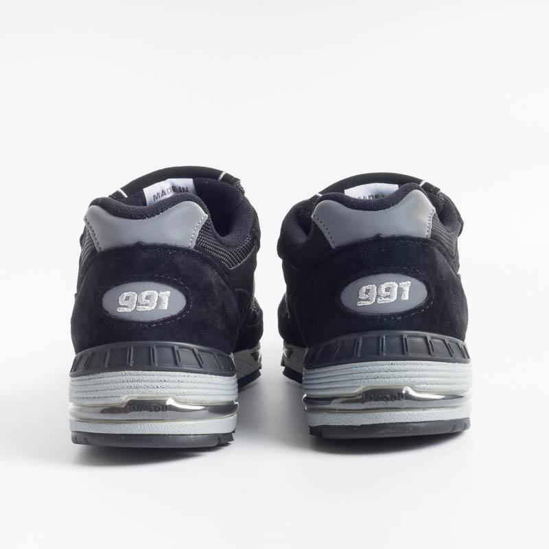 NEW BALANCE - Sneakers 991 EKS - Black Women's Shoes NEW BALANCE - Women's Collection