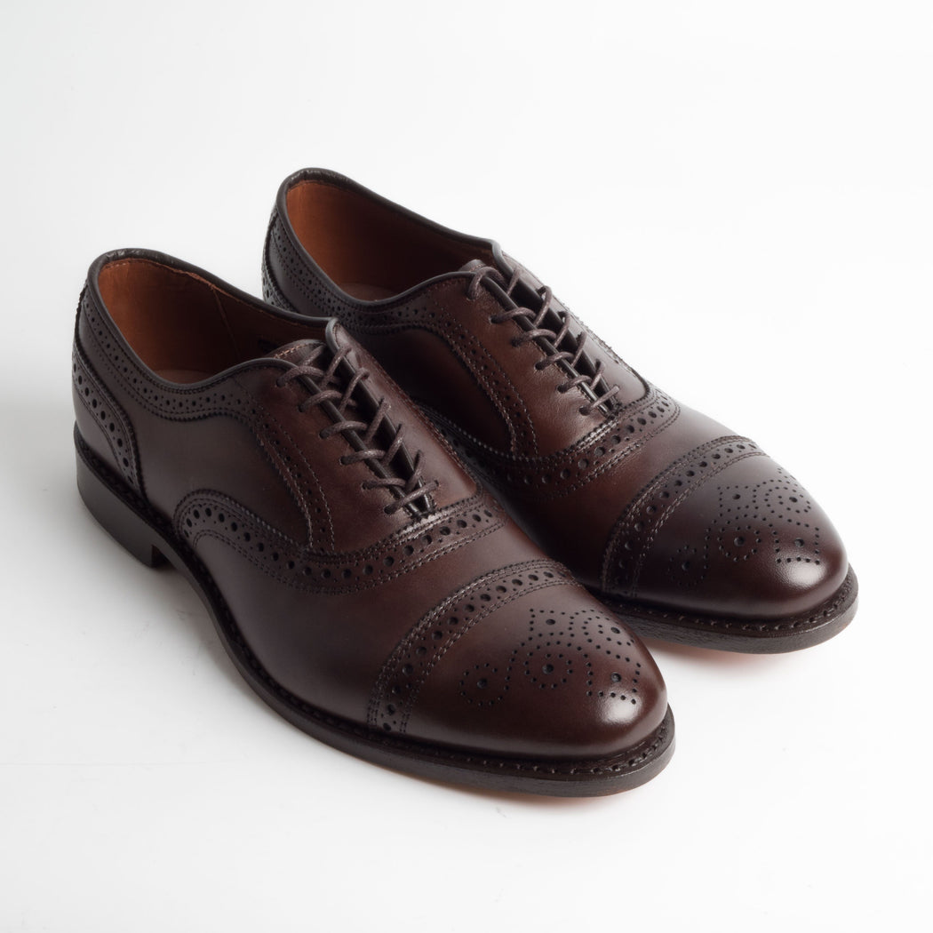 ALLEN EDMONDS - Strand - 6105 - Brown Men's Shoes Allen Edmonds