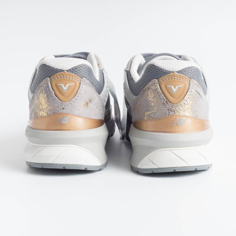 NEW BALANCE - Sneakers 990 MB5 - Gray Gold Women's Shoes NEW BALANCE - Women's Collection