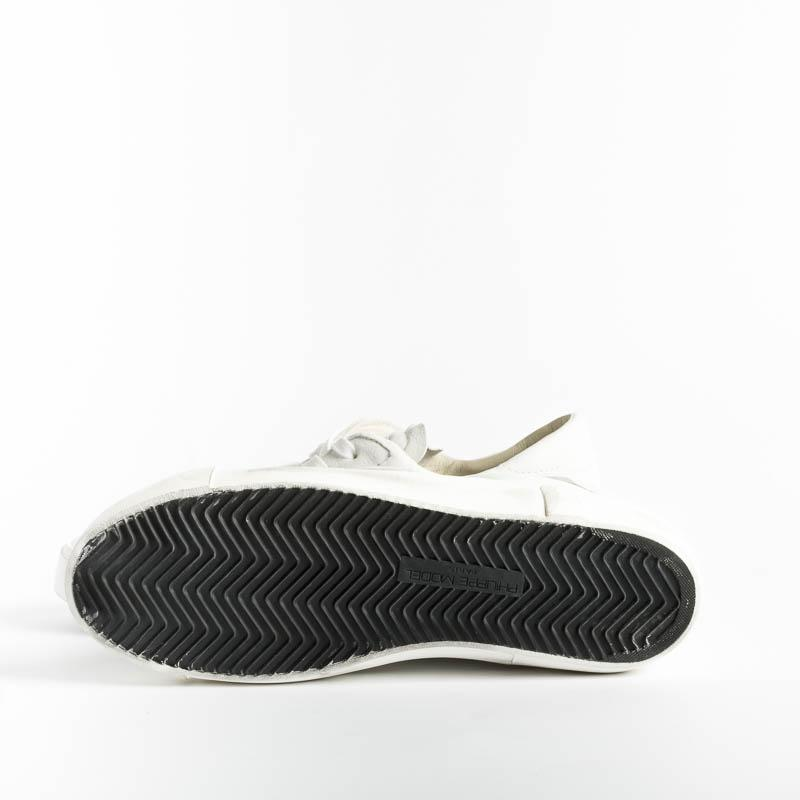 PHILIPPE MODEL - PRLU 1012 - ParisX - Basic Bianco Scarpe Uomo Philippe Model Paris