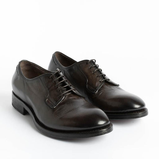 STURLINI - Derby - AR25000AI20 - Bufalo Chocolat Men's Shoes STURLINI - Men's Collection