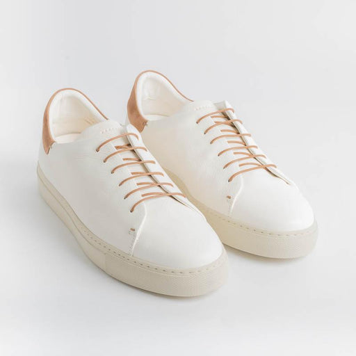 STURLINI - Sneakers - AR-21000 - Dolly Deer White / leather Men's Shoes STURLINI - Men's Collection