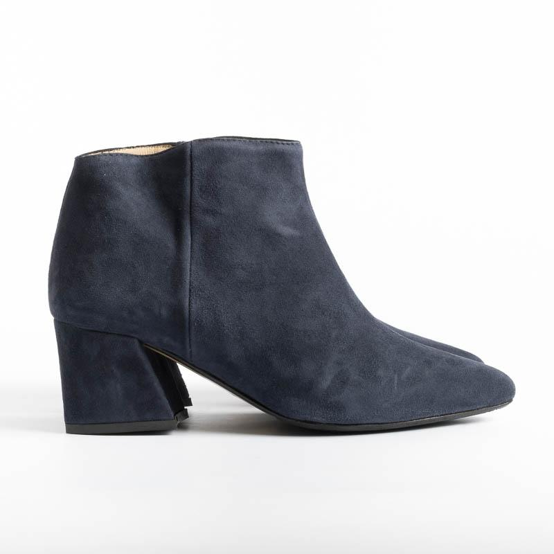 L 'ARIANNA - Ankle boots - TR1167 / G - Camo - Blue Women's Shoes L'Arianna