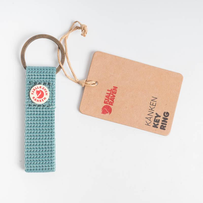 FJÄLLRÄVEN Kånken Key Ring - Various Colors Backpack Fjallraven 664 Frost Green
