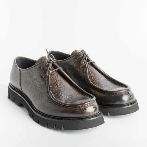 SEBOY'S - Derby - 1046 - Cambridge Dark Brown Shoes Man SEBOY'S