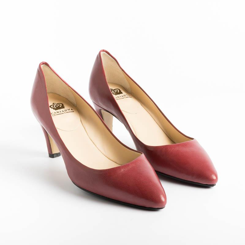 L 'ARIANNA - Décolleté - DE1111G - Texas - Red Women's Shoes L'Arianna