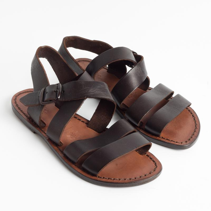SACHET - Continuativo - Low Sandal - Freetime - 508 Tuf - Dark Brown Shoes Woman SACHET
