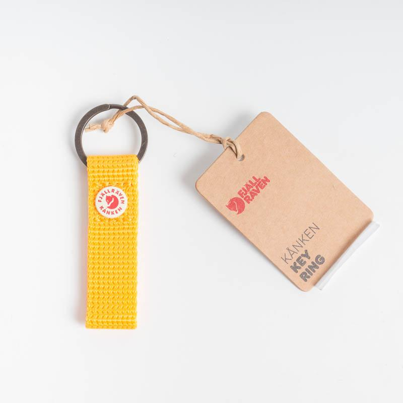 FJÄLLRÄVEN Kånken Key Ring - Various Colors Backpack Fjallraven 141 Warm Yellow