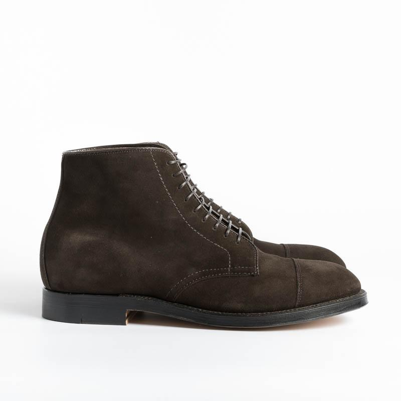 ALDEN - M0802- Ankle boot Dark brown (Ergonomic shape) - Call to buy Alden Men's Shoes