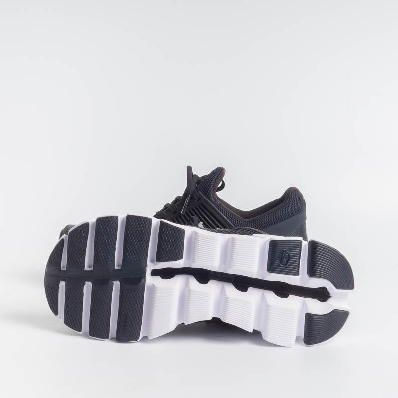 ON - Sneakers - Cloudswift - 774 - Black White Women's Shoes ON - Women's Collection