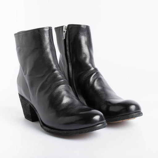 OFFICINE CREATIVE - Ankle boot - Giselle 002 - Ignis Black Women's Shoes OFFICINE CREATIVE - Women's Collection