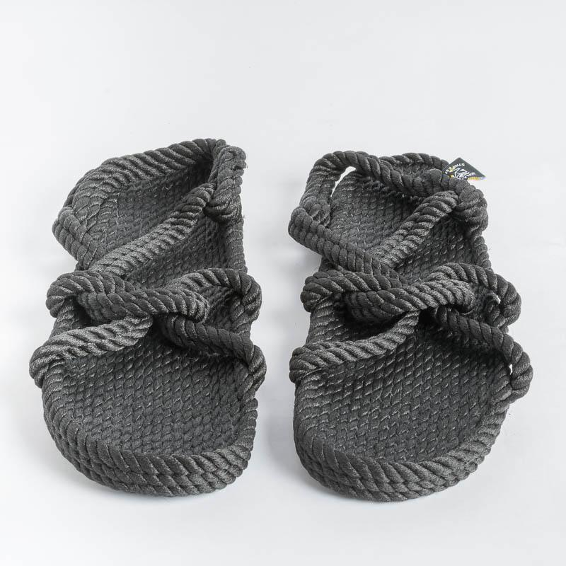 NOMADIC STATE OF MIND - Sandals MOUNTAIN MOMMA - Black Shoes Woman NOMADIC STATE OF MIND
