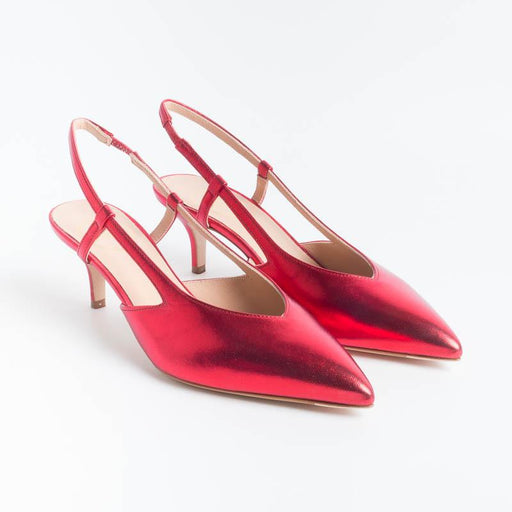ROBERTO FESTA - CHANEL BOHAK - Luxor Red Roberto Festa Women's Shoes
