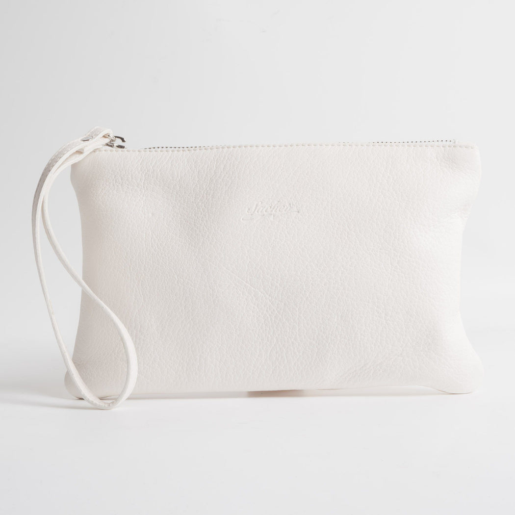 SACHET - Clutch bag P7 - NATUR - Various Colors Bags SACHET BIANCO
