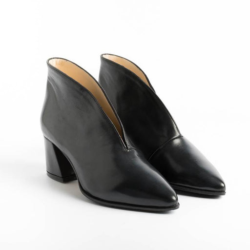 L 'ARIANNA - Ankle boots - TR8006 / G - Texas - Black Women's Shoes L'Arianna