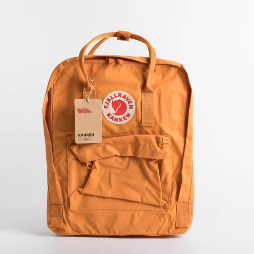 FJÄLLRÄVEN Kånken 206 Spicy Orange Backpack Fjallraven