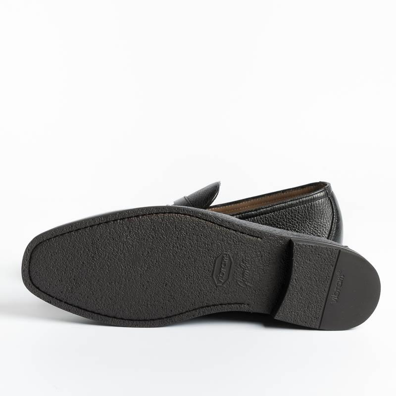 HENDERSON - Loafer - 80423.CV.5 - Black Deer Shoes Man HENDERSON