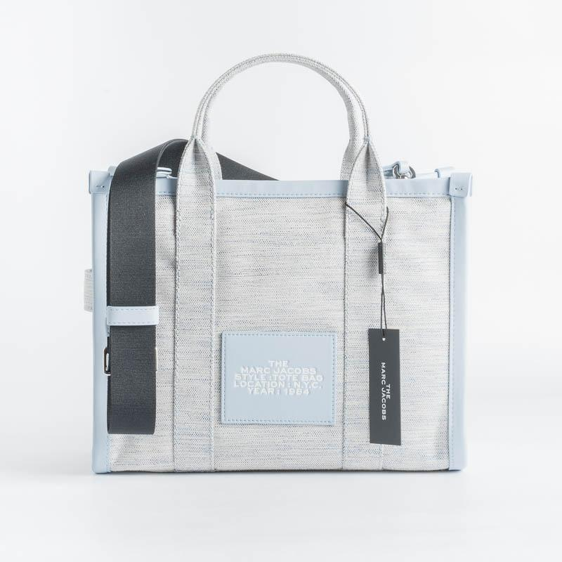 MARC JACOBS - M0016496 - The Summer Small Tote Bag - Blue Bags Marc Jacobs