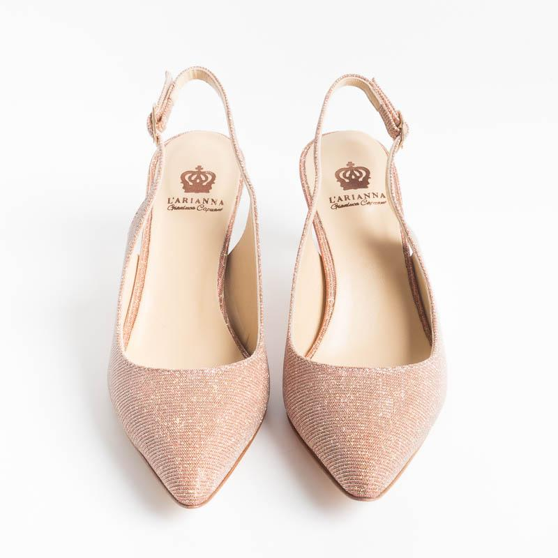 L'ARIANNA - Chanel CH2025 - Sirio - Peach Women's Shoes L'Arianna