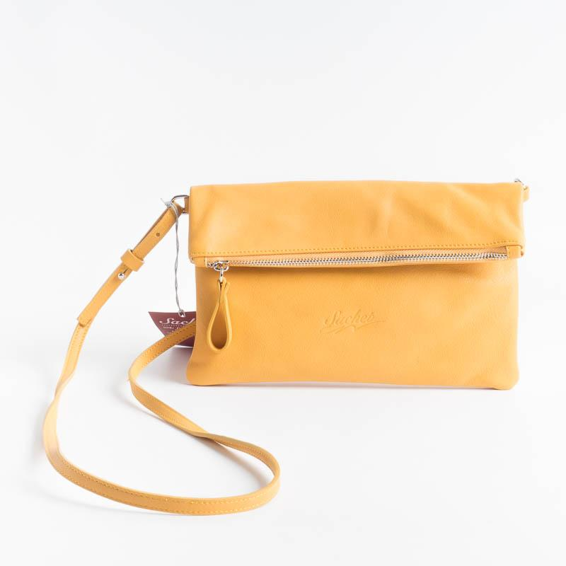 SACHET - Shoulder bag - P7 - Various Colors Bags SACHET MUSTARD