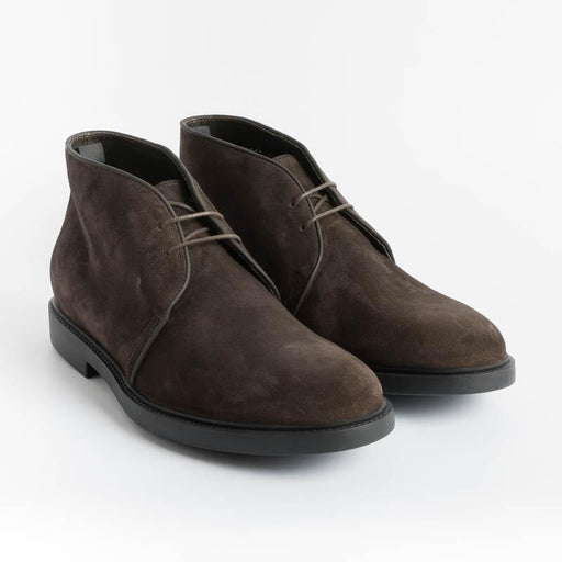 FRATELLI ROSSETTI - Ankle boots - 44727 - Dublin Cacao Men's Shoes FRATELLI ROSSETTI - Man