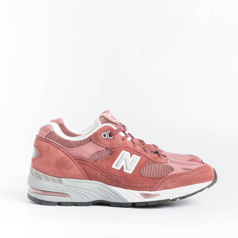 NEW BALANCE - Sneakers 991 DR - Rose Women's Shoes NEW BALANCE - Women's Collection