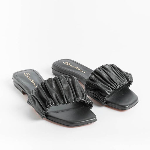 SANTONI - Sandals 59288 - Black Santoni Women's Shoes - Women's Collection