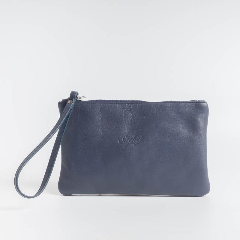 SACHET - Clutch bags - P1 - Various Colors Bags SACHET BLUE DENIM
