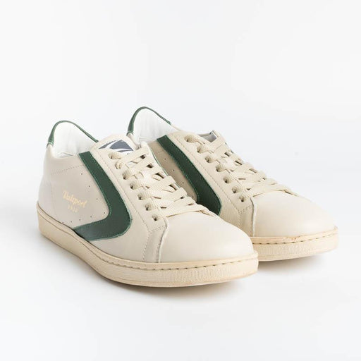 VALSPORT 1920 - Tournament - Nappa Crema Evergreen Scarpe Uomo VALSPORT 1920
