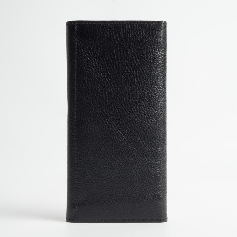 IL BISONTE - Continuativo - C0775 - Women's Wallet - Continental - Black Women's Accessories Il Bisonte