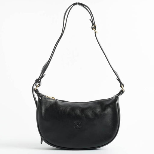 IL BISONTE - Continuativo - A2145 - Shoulder bag - Black Il Bisonte bags
